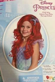 🚚 Princess Mermaid Ariel Hair Wig