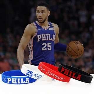 NBA 手帶 76人 西蒙斯 Simmons