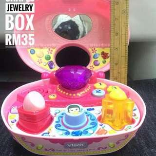 Vtech Fun Shape JEWELRY Box
