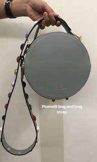 Free Shipping around Luzon! Piumelli Bag and Bag Strap