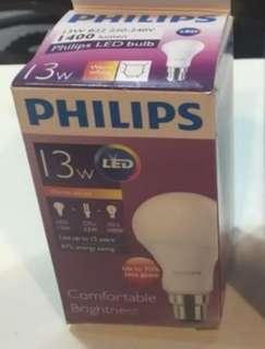 Philips LED 燈胆