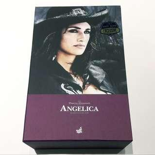 Hot Toys MMS181 POTC 4 Angelica - Exclusive
