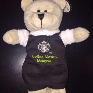 Starbucks Bearista