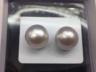 Southsea pearl bluish white.