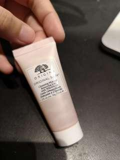 Origins cleansing makeup removing jelly with willowherb