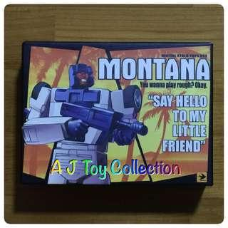 [ In Stock ] Transformers DX9 D13 Montana