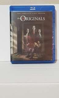 Blu Ray The Originals Complete Season 1 9 Disc Set 100% Authentic