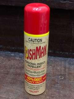 Bushman Heavy Duty Ultra Repellant