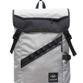 Alley grey/black backpack