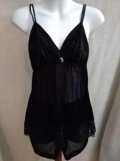 Sale * Two piece satin nightwear