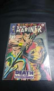 @ Silver Age Marvel Submariner #6