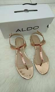 Sandal Aldo / Sendal Aldo / Ankle Strap Aldo