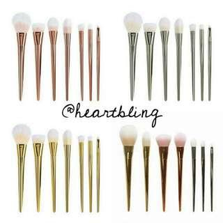 *11.11 SALE* RT Bold Metal Collection Makeup Brush Set