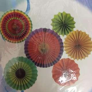Party Paper Lanterns