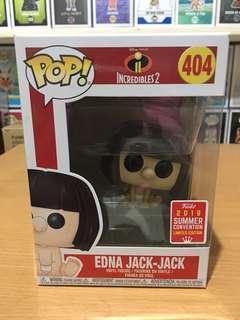 Funko Pop Edna Jack Jack Exclusive