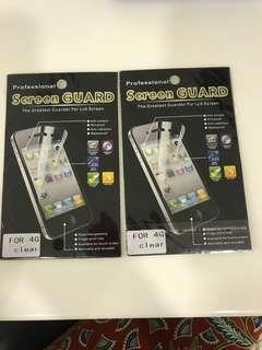 Screen Protector iPhone 4