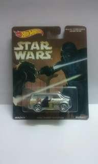 Hotwheels Star Wars Ford Transit Supervan