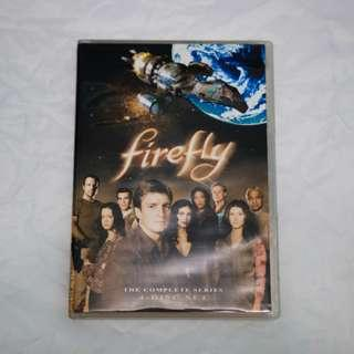 NEW Firefly: complete series 4DVD set