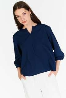 TCL Daniella Top in Navy