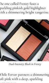 NARS Dual-Intensity Blush & Highlighter Duo in Frenzy