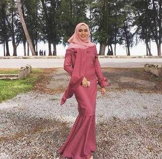 Baju Kurung ASHH&ANNAS 2018