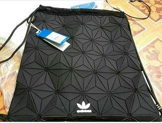 Adidas 3d gymsack issey miyake black/white ORIGINAL