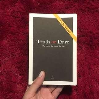 Truth or Dare (The book, the game, the fun) by Nicotext