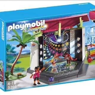 Working Speakers and Lights! Playmobil 5266 Disco
