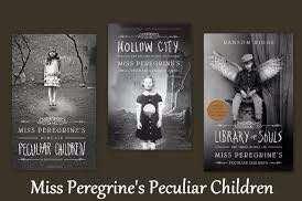 Miss Peregrine's Peculiar Children SET