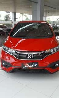 HONDA JAZZ RS MT