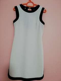 Korean style White Dress