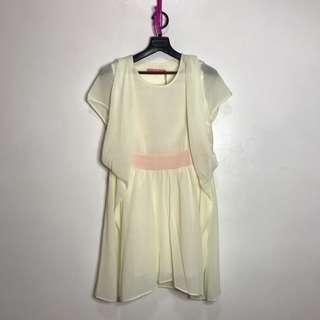 Cocci (Chinese High End Brand) Sheer Dress (BNWT)