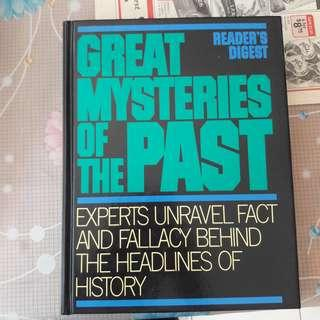 Great Mysteries of the Past