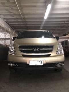 2009 Hyundai Starex 2.5L Crdi automatic diesel for sale