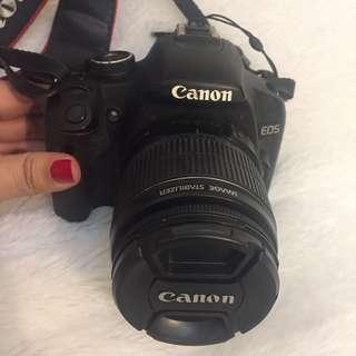 Canon SLR 500d