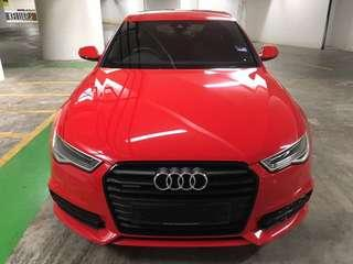 Audi A6 2016 Stage 2