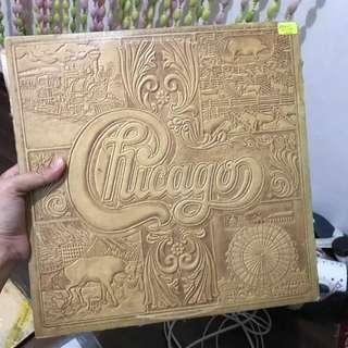 Chicago limited edition vinyl player