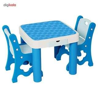 Edu play study table and chair set