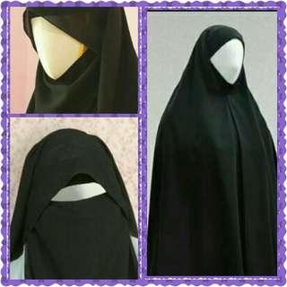 Jilbab + Niqab Bundle