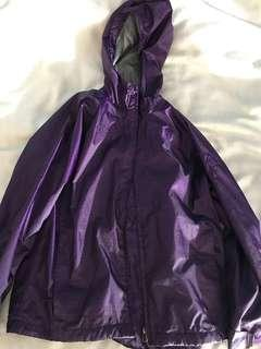 McKinley Purple Raincoat Child XL (Adult Small)
