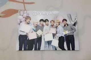 [WTS Only] BTS × VT New Year Postcard