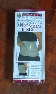 🚚 BNIB - P'Feather Abdominal Binder