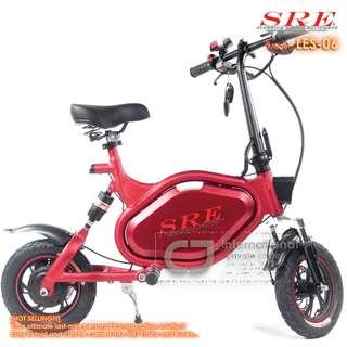 SRE LES-06 e-Scooter, Hot Selling! Ready Stock, LTA Compliant Scooter