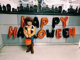 Woody's Outfit