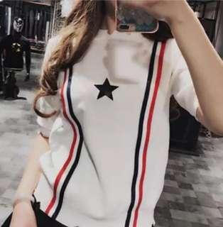 Brand new top wear