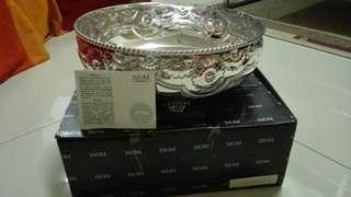 Silver Decoration Bowl