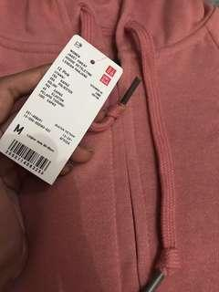 UNIQLO women jacket pink NEW ORI
