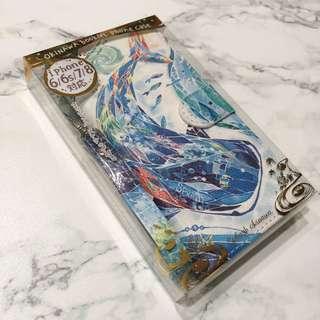 沖繩風手機殼 Okinawa booklet phone case