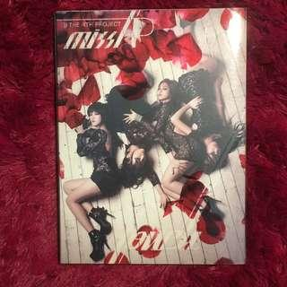 "The 4th Project missA ""Touch"" Album"