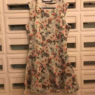 Second Hand Floral Dress